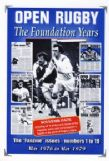 OPEN RUGBY FOUNDATION YEARS - The first 19 original issues.